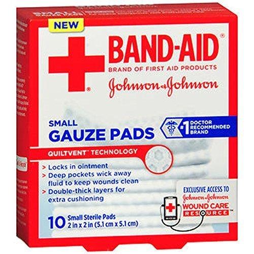 bandaid-first-aid-gauze-pads-2x2-10-ct
