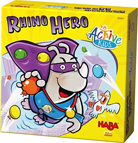 Rhino Hero - Active Kids