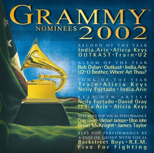 2002 Grammy Nominees (Pop)
