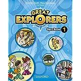 Great Explorers 1: Class Book Pack - 9780194507080