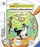 Produkt-Bild: tiptoi® Merken und Konzentrieren (tiptoi® Mein Lern-Spiel-Abenteuer)