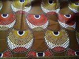 1yard afrikanischen Stoffe Print Baumwolle Stoff für