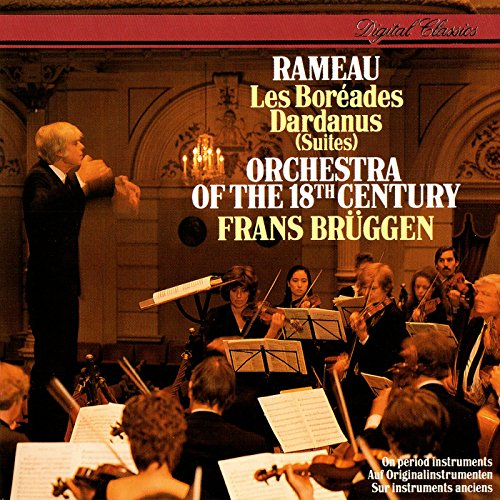 Rameau: Suite Dardanus, RCT 35 - 6. Tambourins I + II (Vif)