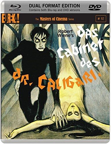 Bild von Das Cabinet Des Dr. Caligari (Masters of Cinema) (DUAL FORMAT Edition) [Blu-ray] [UK Import]