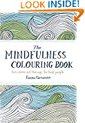 #10: The Mindfulness Colouring Book: Anti-stress art therapy for busy people