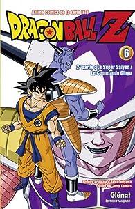 Dragon Ball Z Edition simple Cycle 2 - Le Super Saïyen/Le commando Ginyu - Tome 6