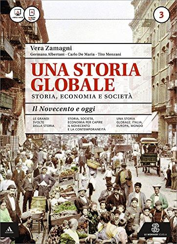 Una storia globale. Atlante geopolitico. Per le Scuole superiori. Con e-book. Con espansione online: 3