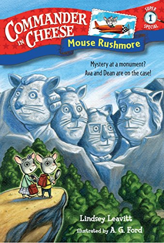 Commander in Cheese Super Special #1: Mouse Rushmore (English Edition) -