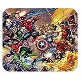 Marvel The Avengers 2l'Ère d'Ultron personnalisé Gaming Tapis de souris rectangulaire Tapis de souris/Pad accessoire de bureau et cadeau Design-ll762