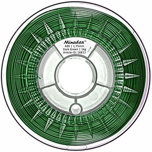 Minadax-1kg-Premium-Qualitaet-175mm-ABS-Filament-dunkelgruen-fuer-3D-Drucker-hergestellt-in-Europa