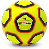 Lionstrike Maat 3 Lite Football - Lichtgewicht Trainingsvoetbal voor jongens en meisjes van 3 tot 7 jaar oud
