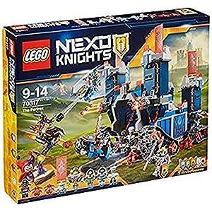 LEGO-Nexo Knights Fortrex, Colore Non specificato, 70317  LEGO