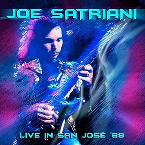 Cd Joe Satriani - Satriani : Live in San Jose '88