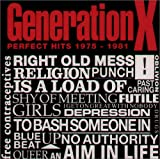 Songtexte von Generation X - Perfect Hits 1975–1981