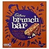 Cadbury Bar Con Gocce Di Cioccolato Brunch (6X35g)