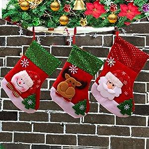 siphly Medias de Navidad Grande