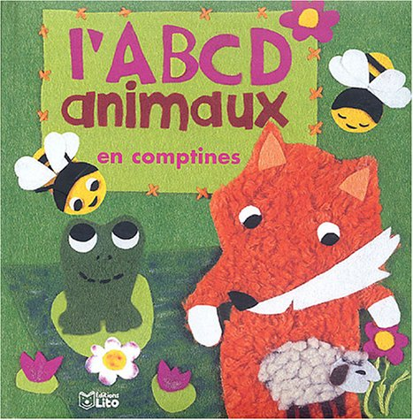 L'ABCD animaux en comptines