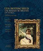 Les Rothschild - Coffret 3 livres de Pauline Prevost-Marcilhacy