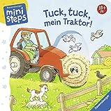 Tuck, tuck, mein Traktor!: Ab 18 Monaten (ministeps Bücher) - Sandra Grimm