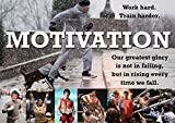 Rocky Balboa Poster # 54 – Motivation – – Hard You Hit Zitat – A3 Poster – Kunstdruck – Bild
