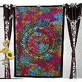 Tapicería de elefante, Hippie Glorafilia, Árbol de la vida tapices, tapices de pared, diseño de flores de tapices, India... Online gran bazar