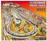 Fleischmann piccolo 9922 - Gleisplanheft HO PROFI-Gleis