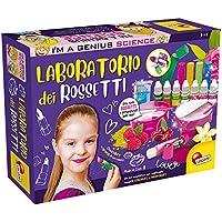 Liscianigiochi- I'm a Genius Gioco per Bambini Laboratorio dei Rossetti, 66872