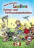 Leselöwen – Das Original: Meine schönsten Leselöwen-Katzen- und Tierfreundegeschichten: Jubiläumsausgabe mit Hörbuch-CD