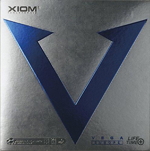 Tischtennis-Belag Xiom Vega Europe, neu, max (rot)