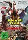 Frankensteins Monster im Kampf gegen Ghidorah - streng Limitierte Steelbook Edition (2000 Stk) - DVD