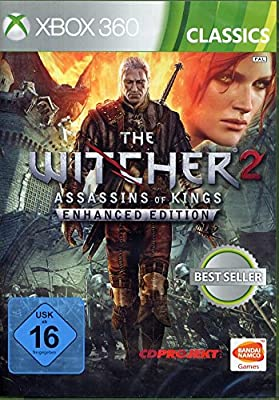 The Witcher 2 - Assassin's Of Kings (Enhanced Edition) [Xbox Classics] [Importación Alemana]