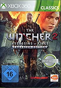 The Witcher 2 - Assassins of Kings (Enhanced Edition) - [Xbox 360]
