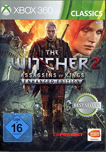 Gebraucht, The Witcher 2 - Assassins of Kings (Enhanced Edition) gebraucht kaufen  Wird an jeden Ort in Deutschland