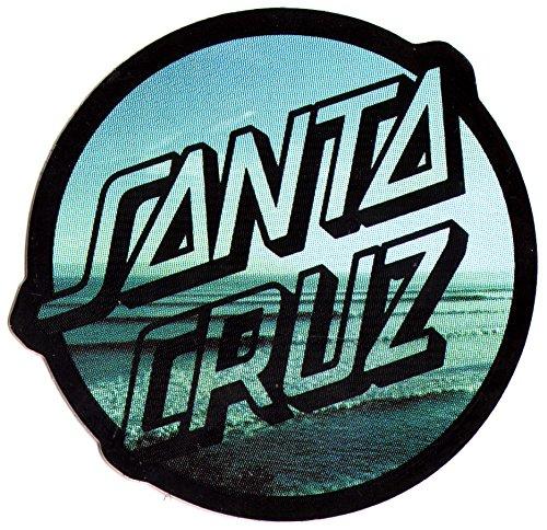 Santa Cruz Skateboard/Surf-Aufkleber HOMEBREAK-ca. 7,5cm Breite Surfen Skaten Board Surfboard -