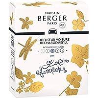 MAISON BERGER Paris - Recharges Diffuseur Voiture - Parfum Lolita Lempicka
