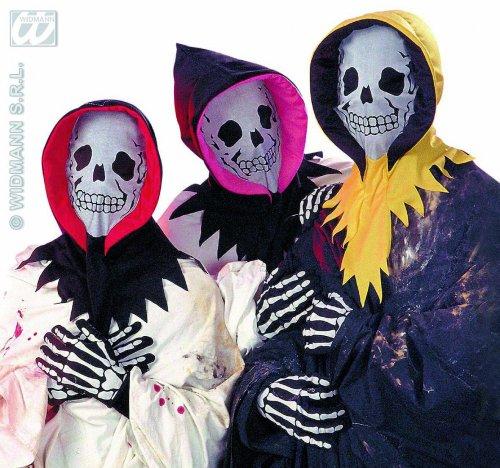 Skelett Set Halloween (KAR) -