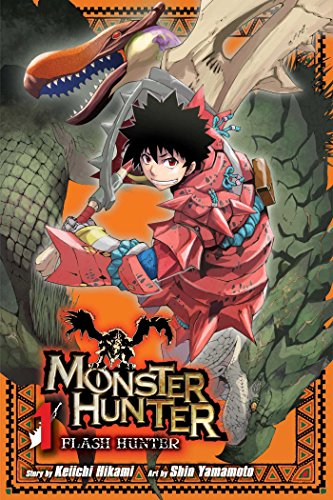 Monster Hunter: Flash Hunter Volume 1