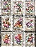 Ungarn 2111A-2119A (kompl.Ausg.) postfrisch 1965 20. Jahrestag d. Befreiung (Briefmarken für Sammler)