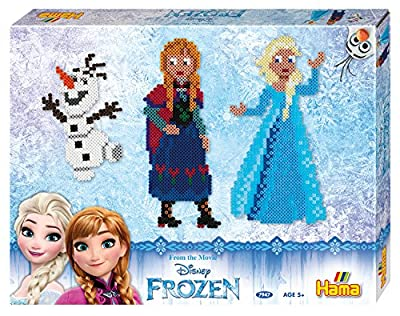 Hama Beads Frozen de Disney Caja de Regalo por Hama
