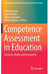 Competence Assessment in Education: Research, Models and Instruments (Methodology of Educational Measurement and Assessment) Gebundene Ausgabe