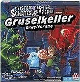 Mattel Spiele FTB30 Geister, Schatzsuchmeister Gruselkeller Erweiterung Spielzeug