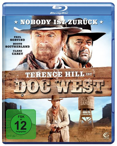 Bild von Doc West - Nobody ist zurück [Blu-ray]