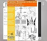 Windenergie vertikal: 685 Patente faszinierendes Wissen