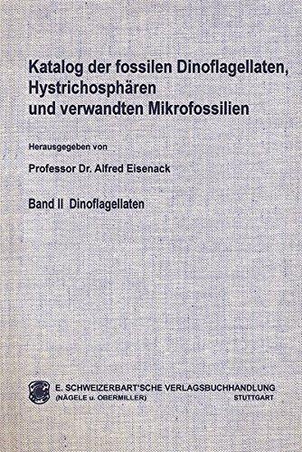 Katalog der fossilen Dinoflagellaten, Hystrichosphären und verwandten Mikrofossilien/Dinoflagellaten