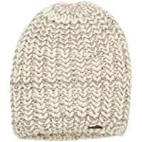 Volcom – Starry Night Beanie Cappello, Vintage White, One