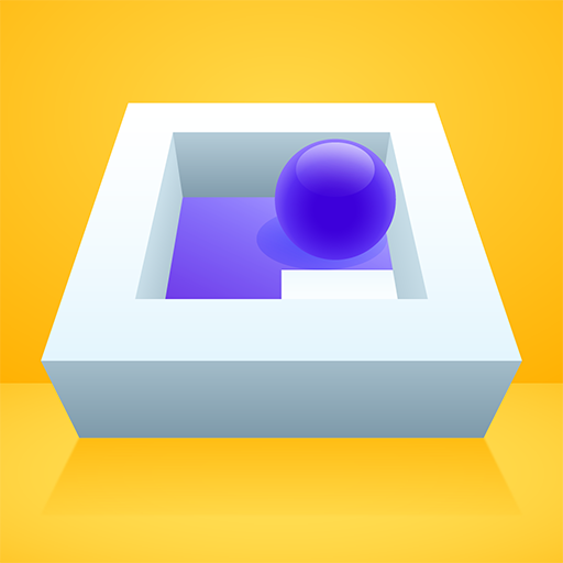 Amazing Roller - Paint The Maze: 2D Puzzle Free Game