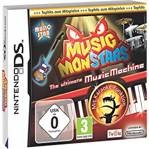 Music Monstars – The Ultimate Music Machine