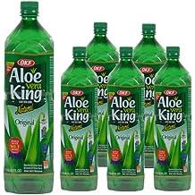 OKF - Aloe Vera King, Original - 6er Pack (6 x 1,5L) - Aloe Vera Getränk