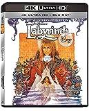 Locandina Labyrinth  30Th Anniversary Edition 2 Disc Bd And Uhd (Blu-Ray 4k) [Edizione: Regno Unito]