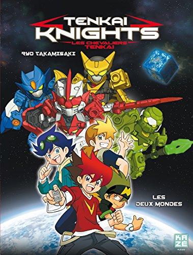 Tenkai Knights T01